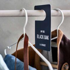 Black Oak Fragrance Tag by L:A Bruket