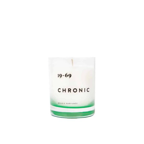 Chronic Scented Candle by 19-69