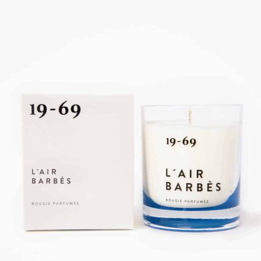 L ́air Barbès Scented Candle by 19-69