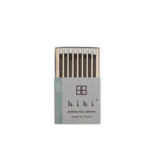 Citronella Incense Matches by Hibi