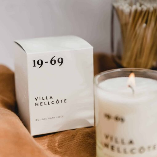 Villa Nellcôte Candle by 19-69