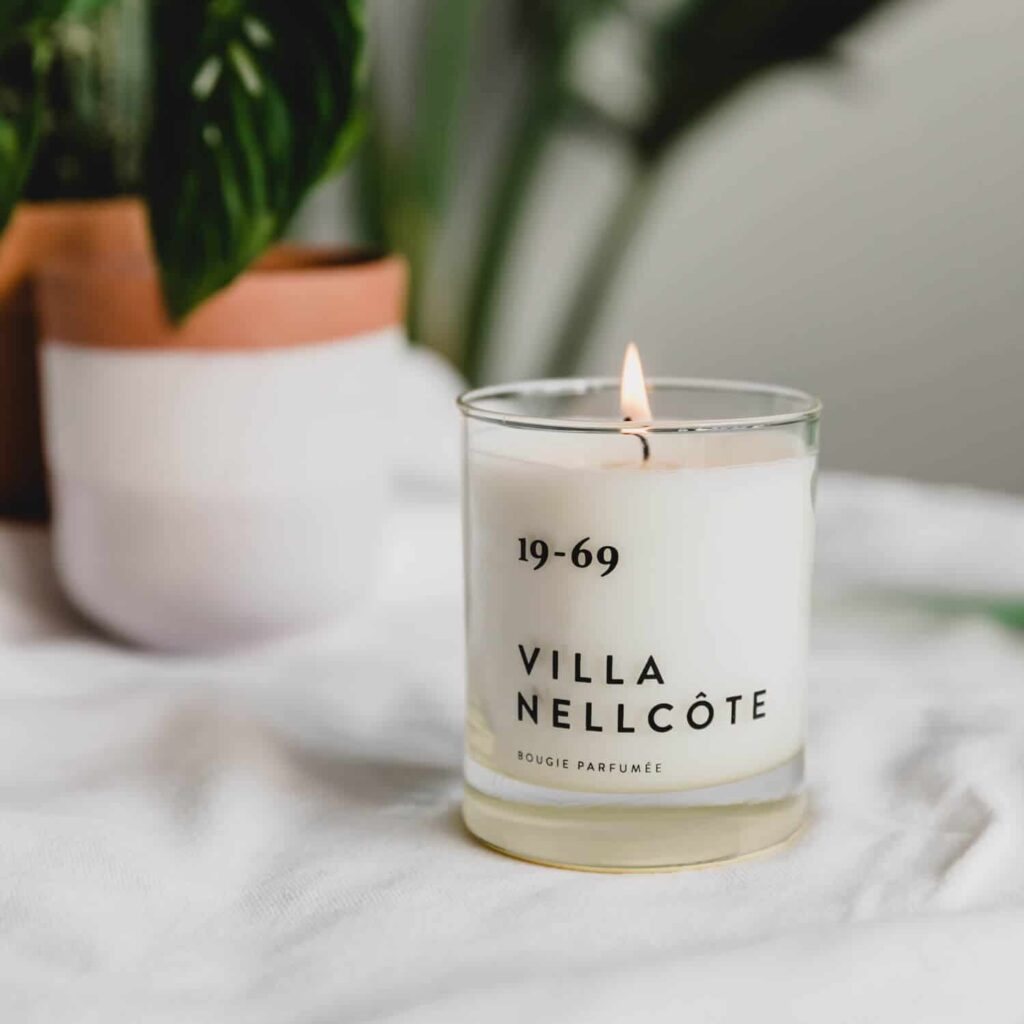 Villa Nellcôte Candle by 19-69