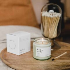 Roam Scented Candle by Hobo & Co.