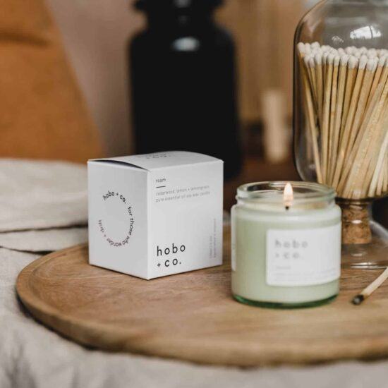 Roam Candle by Hobo & Co