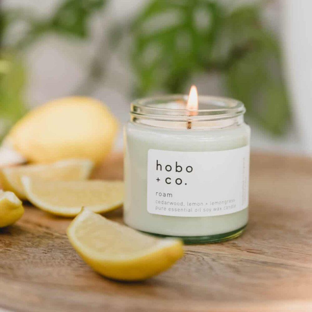 Roam Candle by Hobo & Co