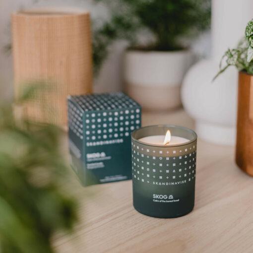 SKOG (Forest) Candle by Skandinavisk