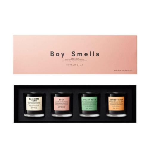 Best Buds Votive Candle Gift Set by Boy Smells