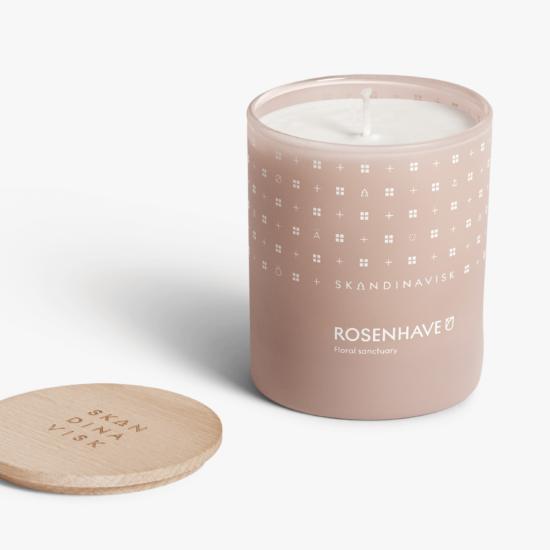 ROSENHAVE (Rose Garden) Scented Candle by Skandinavisk