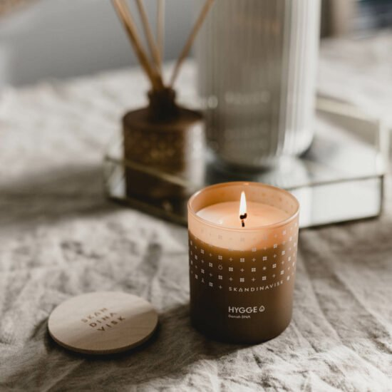 HYGGE (Cosiness) Scented Candle by Skandinavisk