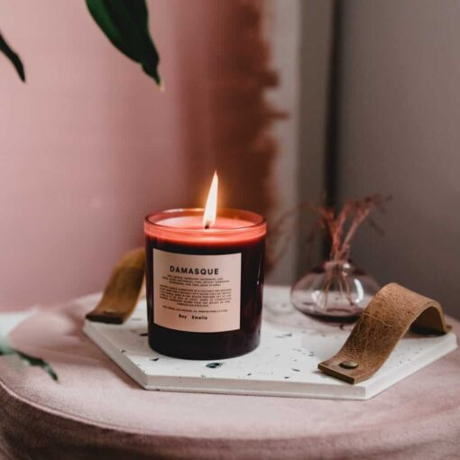 Damasque Candle by Boy Smells - S1