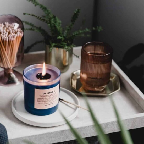 De Nîmes Candle by Boy Smells - s3