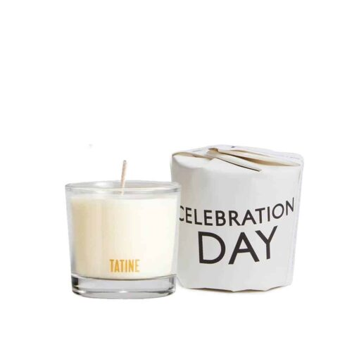 Celebration Day Scented Candle by Tatine