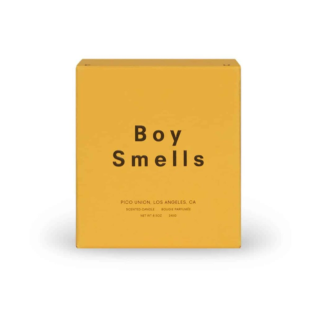 LES Scented Candle by Boy Smells // Pride Collection