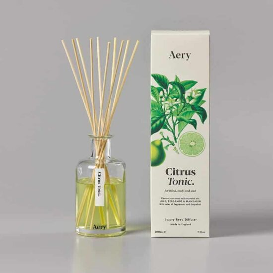 Citrus Tonic Diffuser by Aery