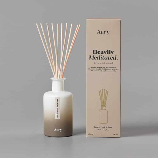Heavily Meditated Diffuser by Aery