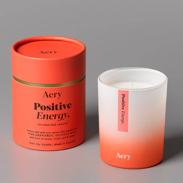 Positive Energy Scented Candle by Aery