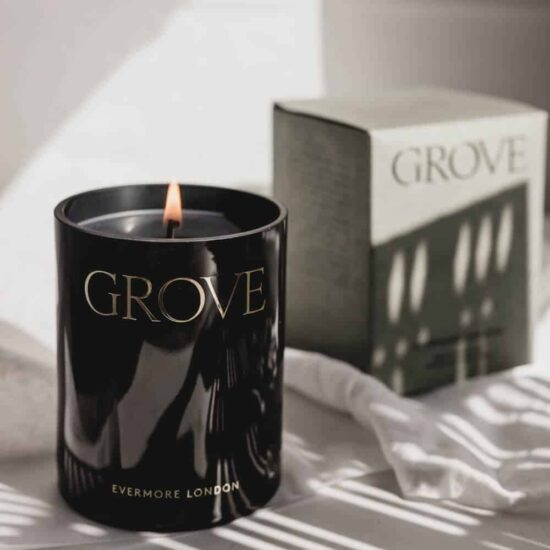 Grove Scented Candle by Evermore