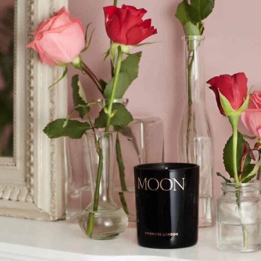 Moon Scented Candle by Evermore