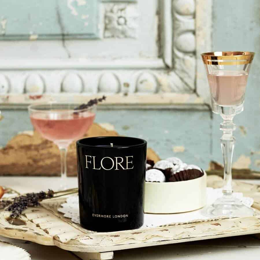 Flore Scented Candle by Evermore
