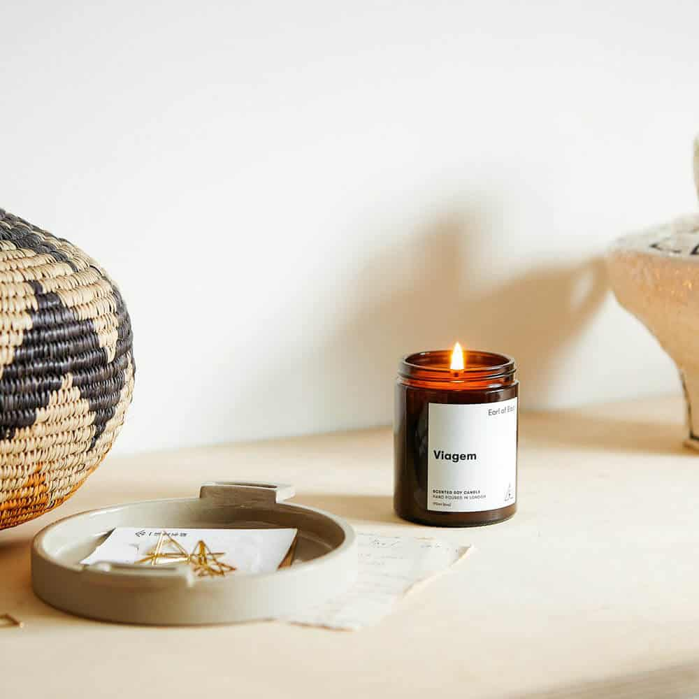 Viagem Scented Candle by Earl of East London
