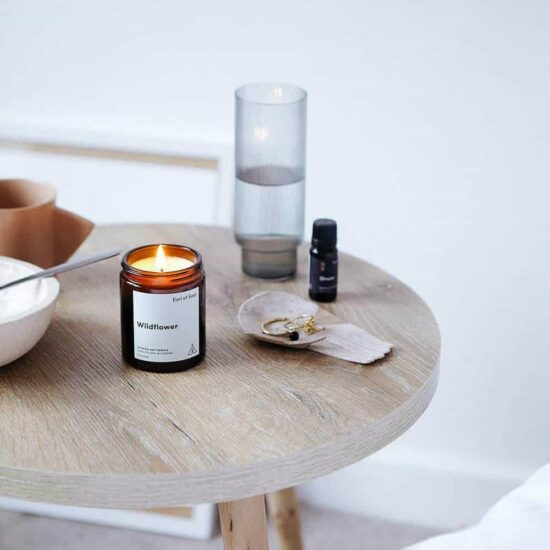 Wildflower Scented Candle by Earl of East London