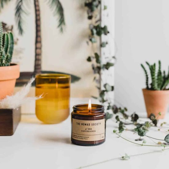 Daydreamer Scented Candle by The Nomad Society