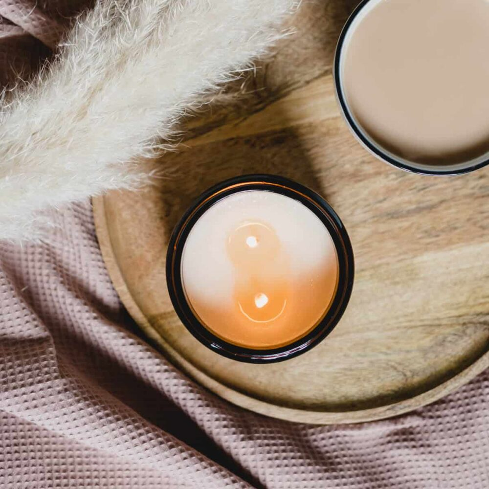 Wanderlust Scented Candle by The Nomad Society