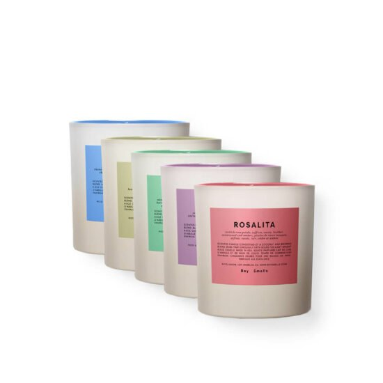 Pride Scented Candle Bundle by Boy Smells