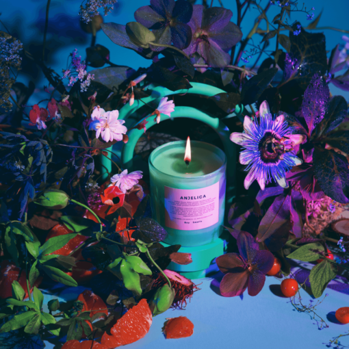 Anjelica Scented Candle by Boy Smells // Pride Collection