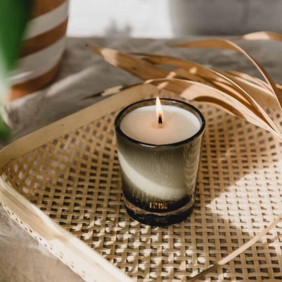 Garden Mint Scented Candle by Tatine