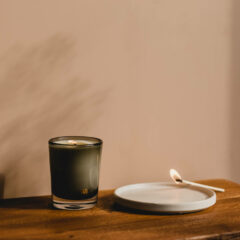 Tabac Scented Candle by Tatine