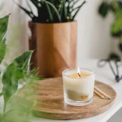 Kensington Gardens Scented Candle by Tatine