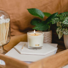 Laurel Canyon Scented Candle by Tatine