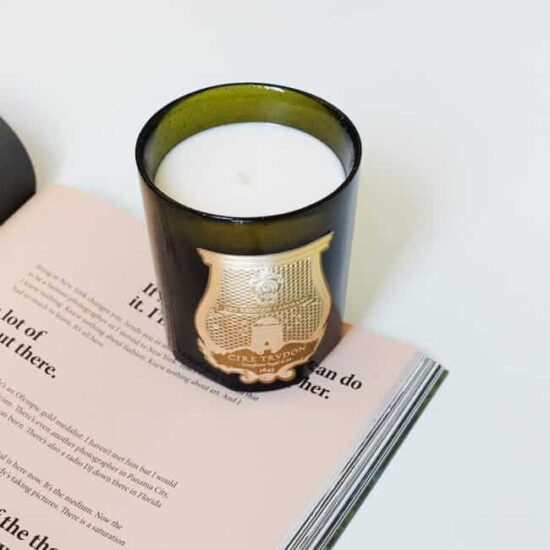 Solis Rex Scented Candle by Cire Trudon
