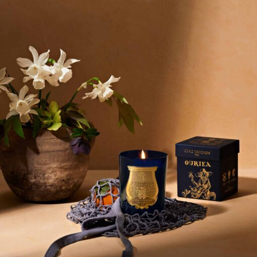 Ourika (Iris) Scented Candle by Cire Trudon