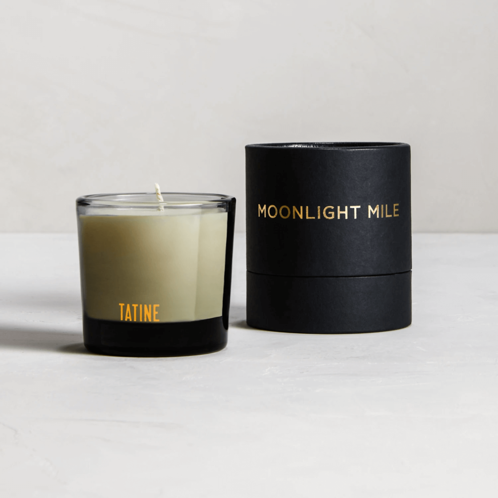Moonlight Mile Scented Candle by Tatine