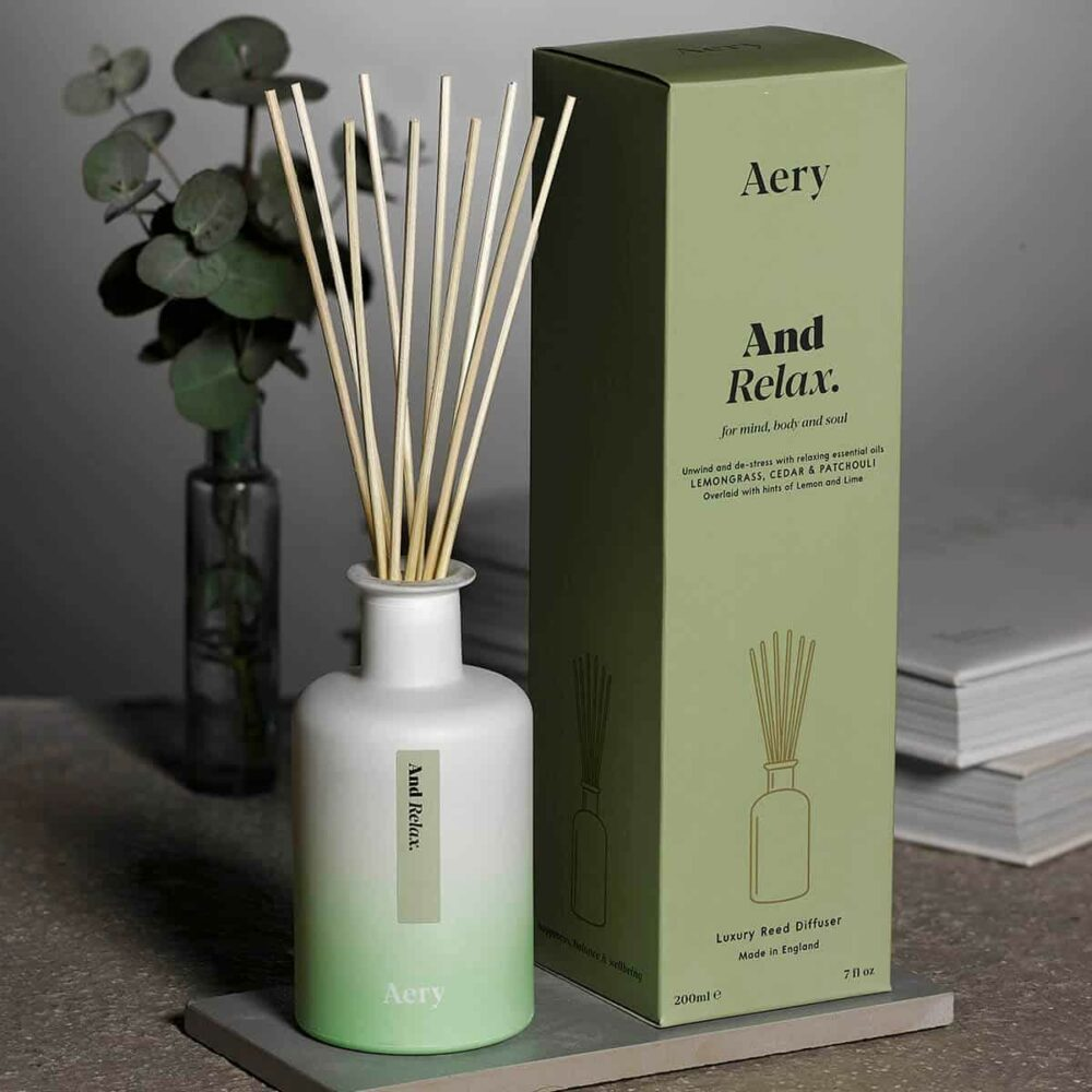 And Relax Diffuser by Aery