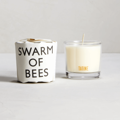 Swarm of Bees Scented Candle by Tatine