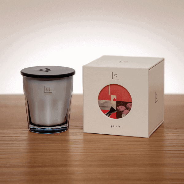 Palais Scented Candle by LO Studio
