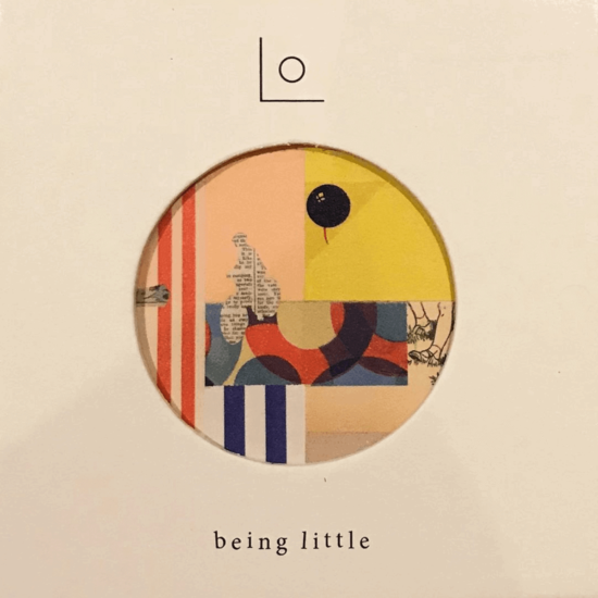 Being Little Scented Candle by LO Studio