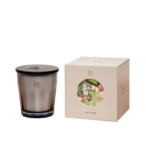 Gertrude Scented Candle by LO Studio