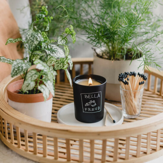 Signature Candle by Bella Freud