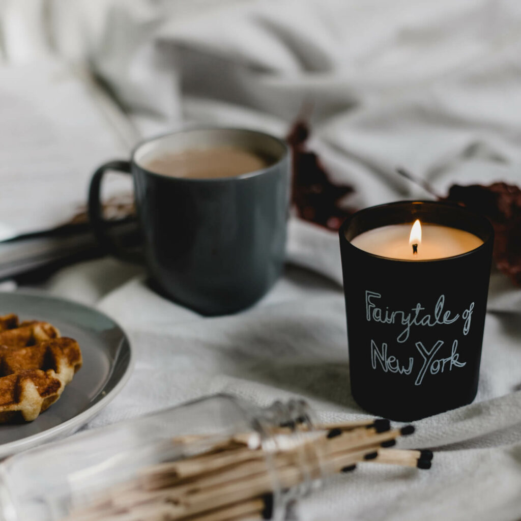 Fairytale of New York Scented Candle by Bella Freud