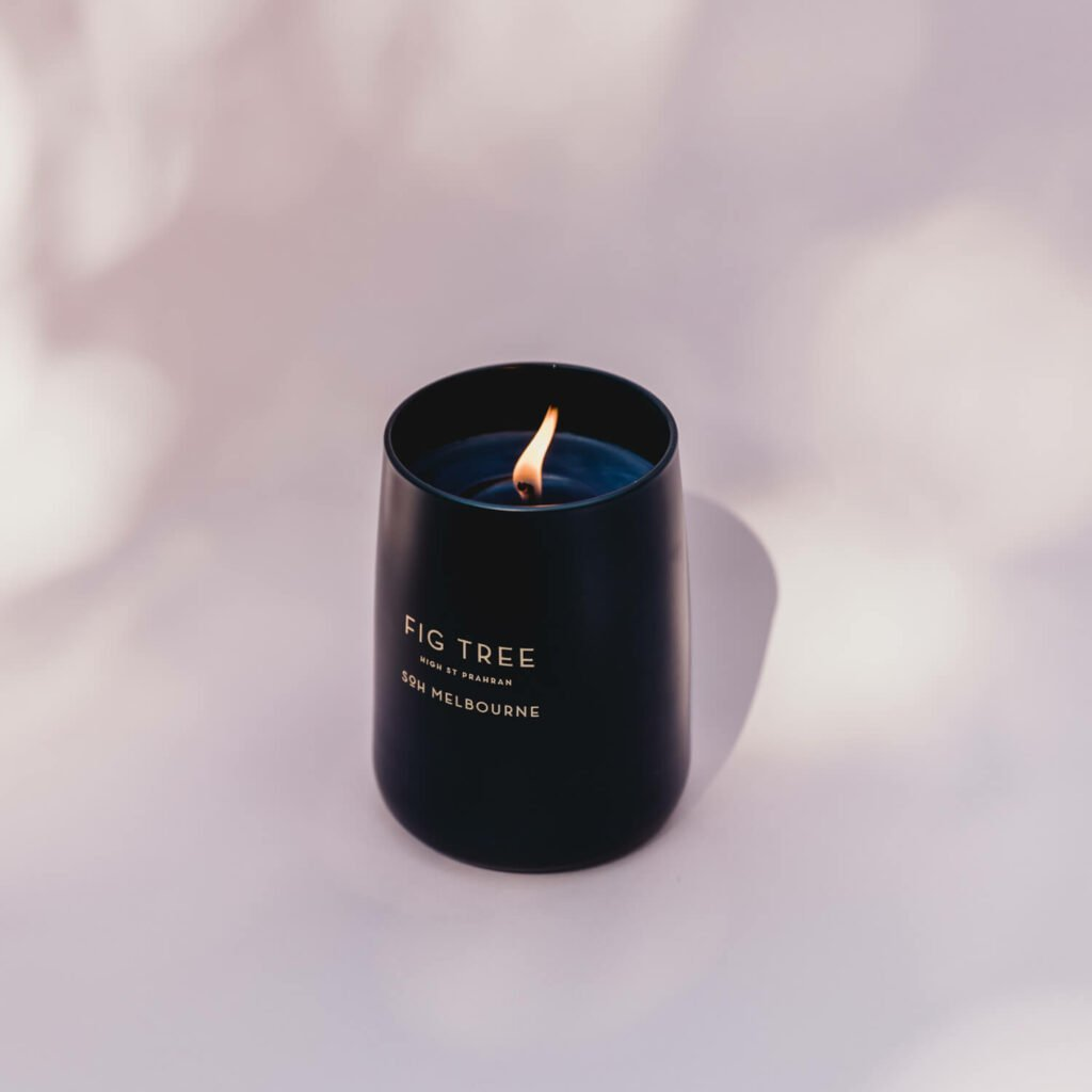 Fig Tree Scented Candle by SOH Melbourne