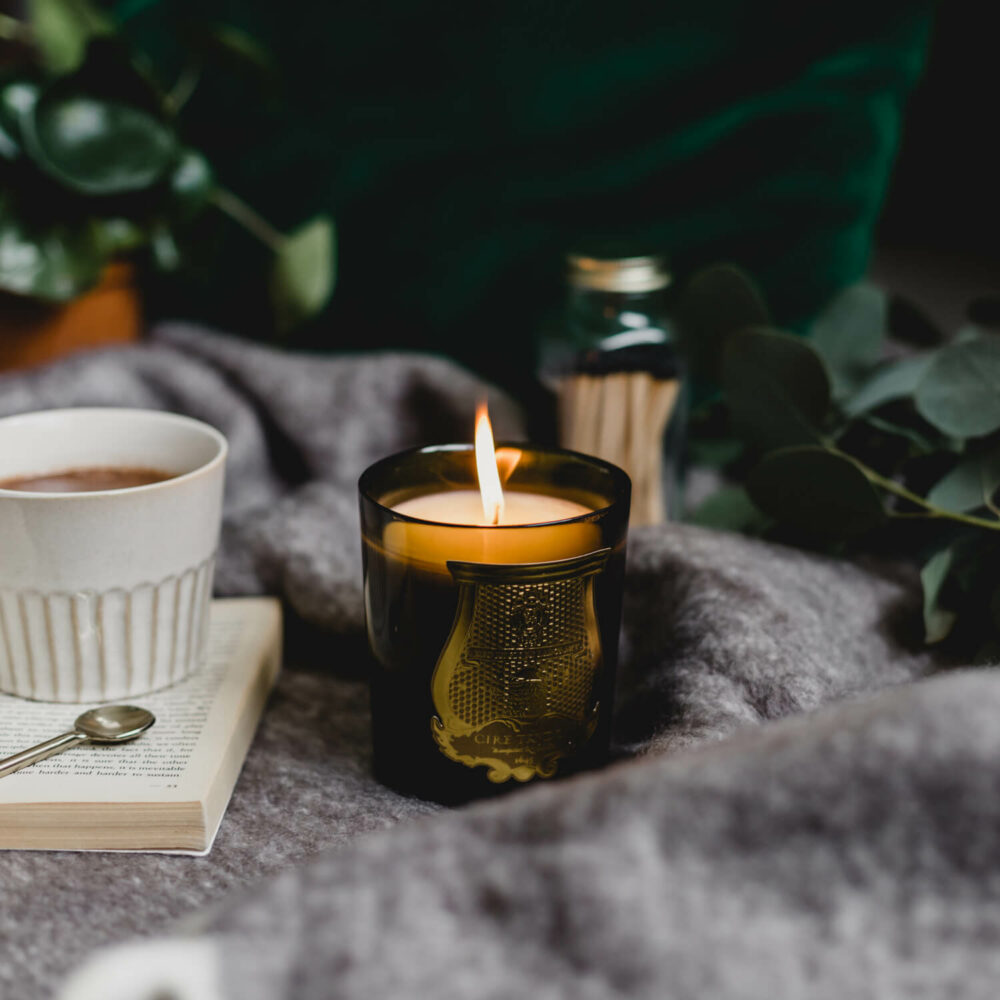 Gabriel Scented Candle by Cire Trudon