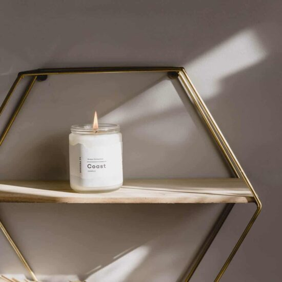 Coast Candle by 42Pressed