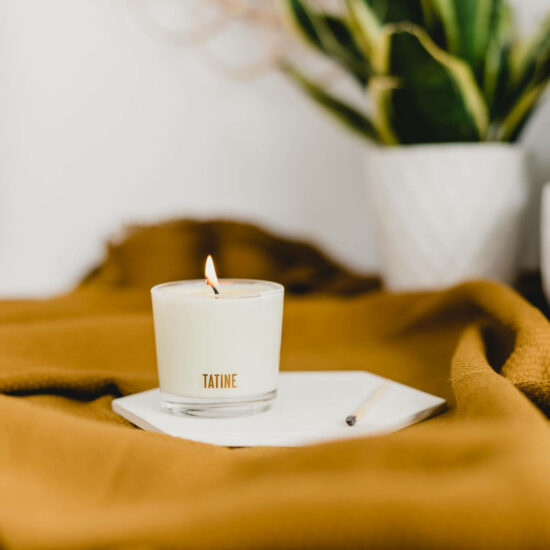 Swarm of Bees Votive Candle by Tatine