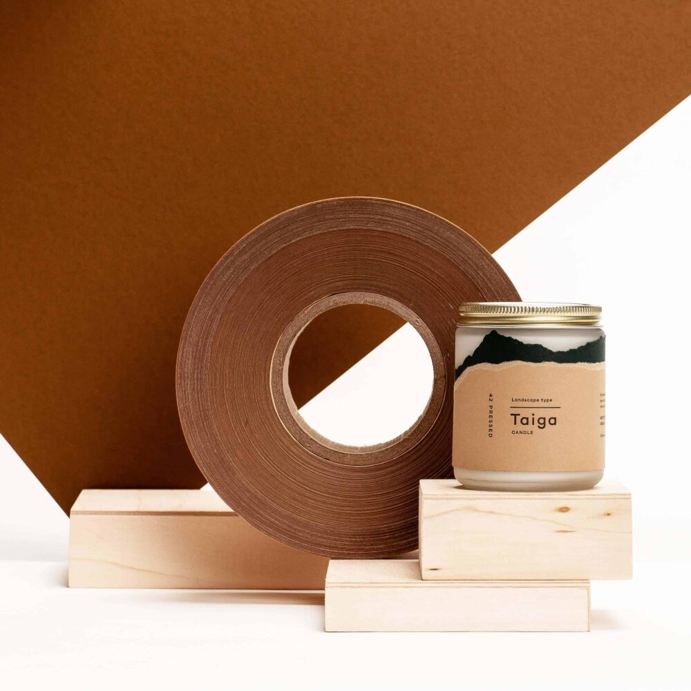 Taiga Scented Candle by 42Pressed
