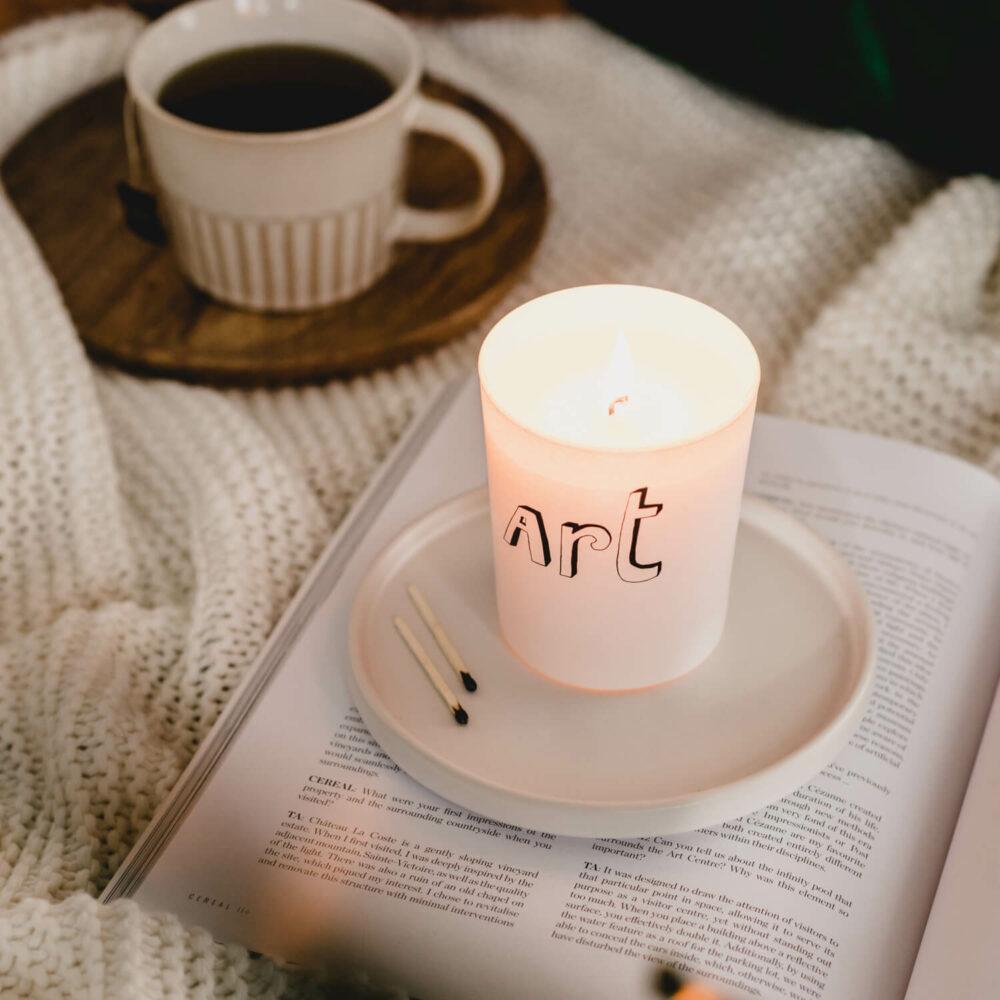Art Candle by Bella Freud
