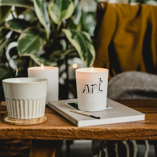 Art Candle by Bella Freud